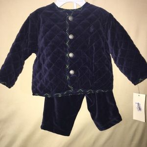 Two piece Ralph Lauren set